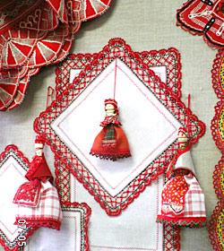 Декоративно прикладное творчество вышивка
